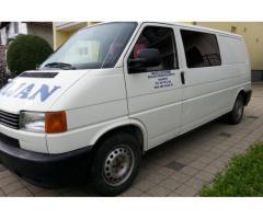 VW T4 Transporter dupla kabina