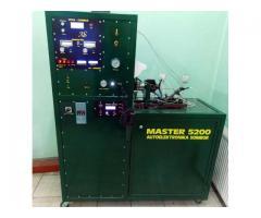 Masina za test i popravku dizni i pumpi Master 5200
