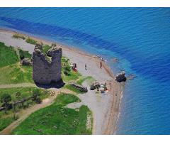 Atraktivno zemljište uz more