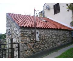Kuća za odmor 40 m2, zaleđe Novog Vinodolskog