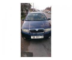 Prodajem Škodu Fabiu Sedan, 2002. godište