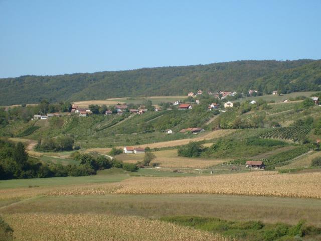 Zajezda u općini Budinščina, kvalitetno građevinsko zemljište pogodno i za vinograd 1800 m2