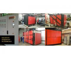 Peći za toplinsku obradu metalą Žarenje i kaljenje do 1300 °C