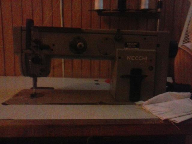 Industrijska šteperica za tekstil
