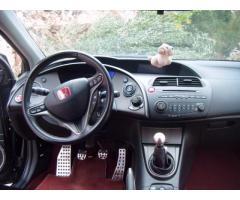 Honda Civic typeR sa plinom
