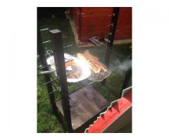 Solarna (roštilj) peć - 500w