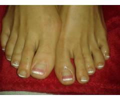 Pedikura i manikura noktiju
