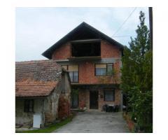 Kuća s okućnicom- okolina Zagreba