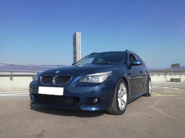 BMW E61 525d ,2005 Godina, Redizajn izvedba sa 3.0 motorom i 145 kW - 1/8