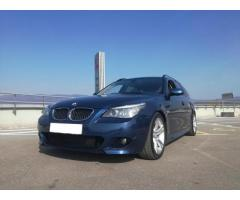 BMW E61 525d ,2005 Godina, Redizajn izvedba sa 3.0 motorom i 145 kW