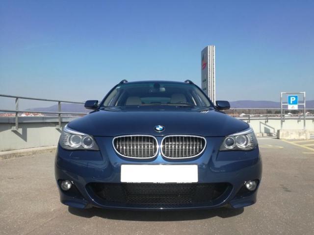 BMW E61 525d ,2005 Godina, Redizajn izvedba sa 3.0 motorom i 145 kW - 3/8