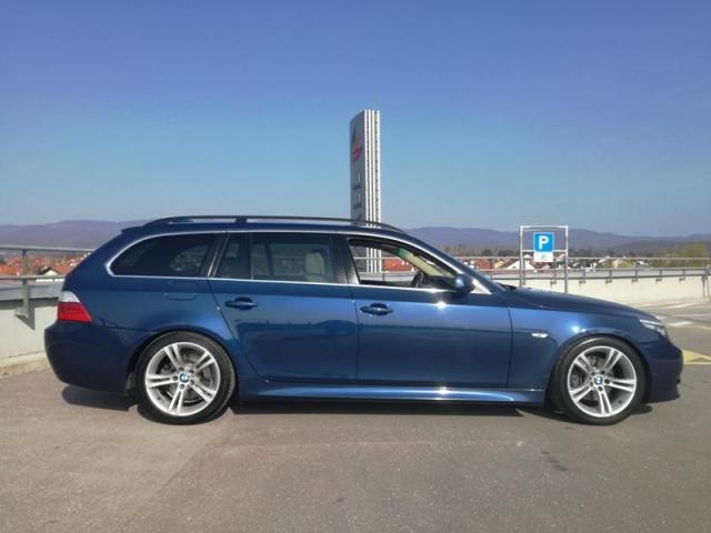 BMW E61 525d ,2005 Godina, Redizajn izvedba sa 3.0 motorom i 145 kW - 4/8