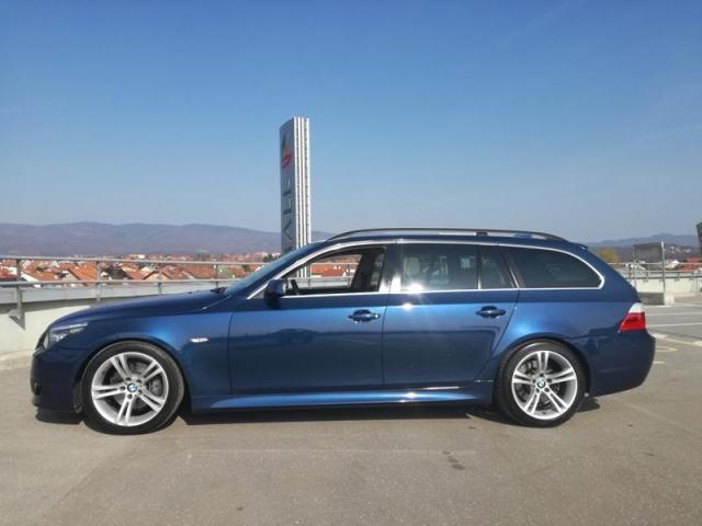 BMW E61 525d ,2005 Godina, Redizajn izvedba sa 3.0 motorom i 145 kW - 5/8