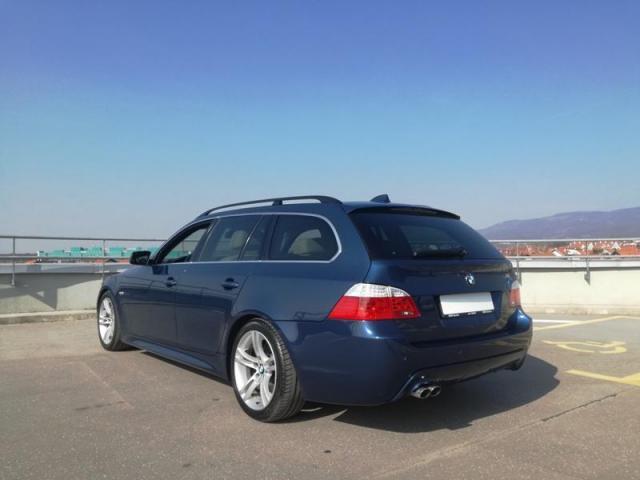BMW E61 525d ,2005 Godina, Redizajn izvedba sa 3.0 motorom i 145 kW - 6/8