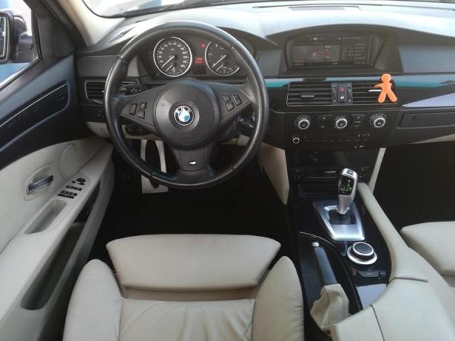 BMW E61 525d ,2005 Godina, Redizajn izvedba sa 3.0 motorom i 145 kW - 8/8