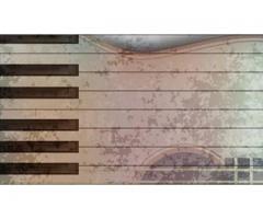 Tambure, klavir i synthesizer - poduka