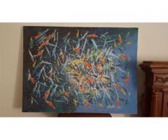 Slike akademskog slikara Ante Kardu