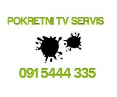 Pokretni TV SERVIS, Zagreb, 091/ 5444 335
