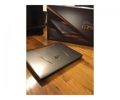 ASUS ROG G752VY-DH78K 17,3