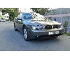 BMW 730d, 2003.g.