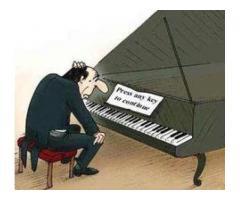 Instrukcije iz klavira