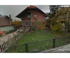 Obiteljska kuća s podrumom, Zagreb, Završje