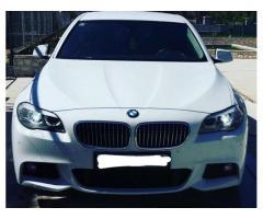 Iznajmljujem BMW-a 530 XD