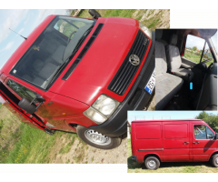 KOMBI VW LT35 .2.5TDI 2002g.NE PLACA SE POREZ NA PRIJENOS.CIJENA 3800e