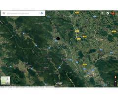 Zemljište kod Plitvičkih jezera