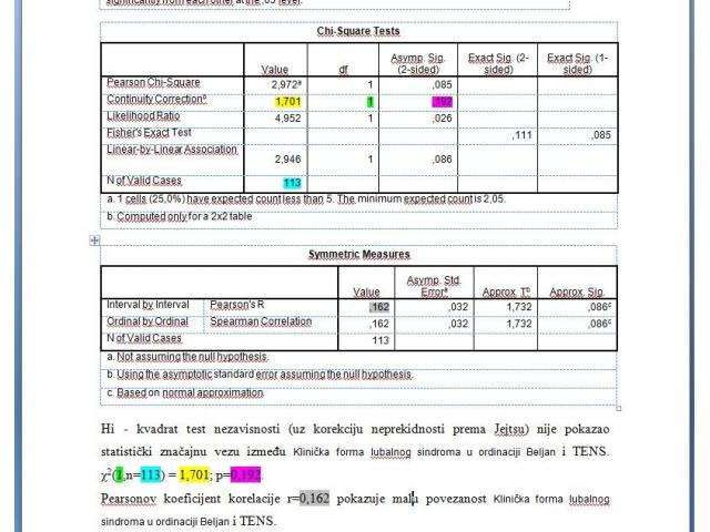 Statistička analiza podataka - SPSS i AMOS statistička obrada podataka - 3/8