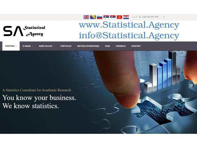 SPSS Nudimo statističku analizu, obradu podataka za naučne radove. Instrukcije i obrada podataka - 1/8