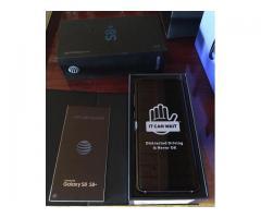 Novi Samsung Galaxy S8 plus WHATSAPP +13658005724