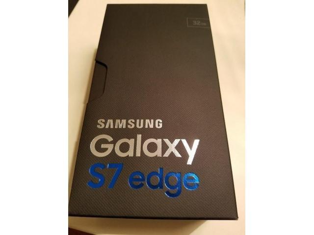 Novi Samsung Galaxy S7 EDGE WHATSAPP +13658005724