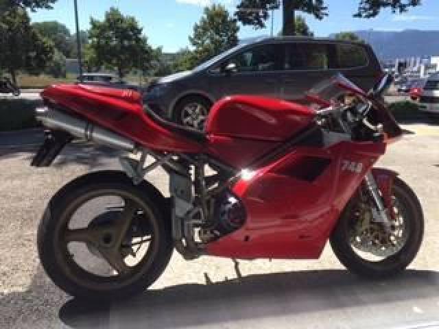 Za prodaju Ducati 748 zdrava crvena. - 3/5
