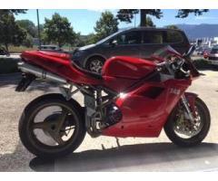 Za prodaju Ducati 748 zdrava crvena.