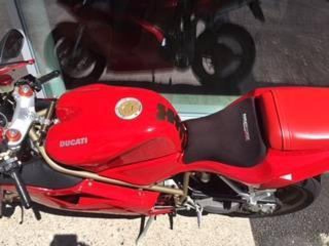 Za prodaju Ducati 748 zdrava crvena. - 4/5