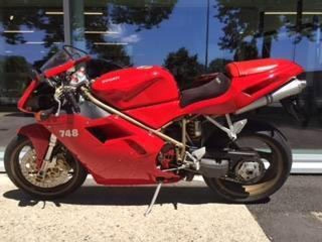 Za prodaju Ducati 748 zdrava crvena. - 5/5
