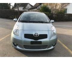 Toyota Yaris 1.3, 2006, 137'900 km, 3500€