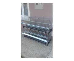 Kavezi za koke nosilje - Novi Sad, Veternik