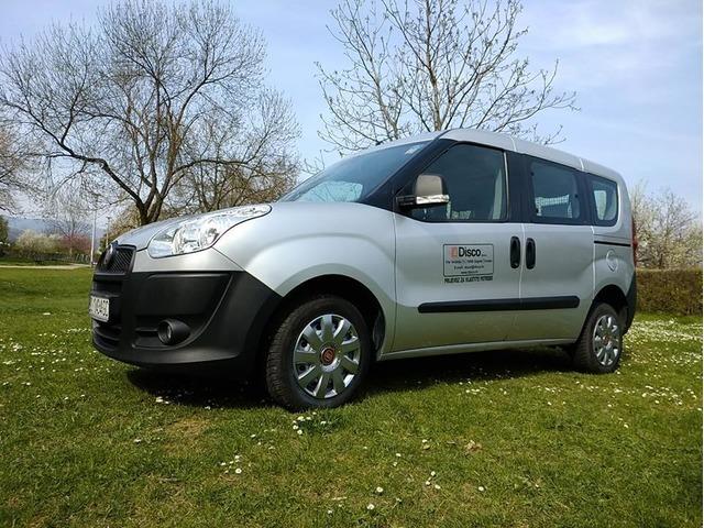 Fiat Doblo 1.3. Multijet