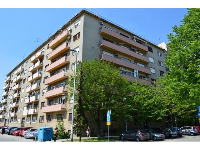 Stan Maksimir - Ružmarinka - 45 m2, dvije sobe (prodaja)