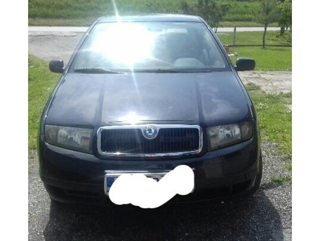 Prodaje se Škoda fabia sedan
