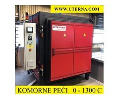 AMS 2750 električne peći i sušare plinske peći i sušare postrojenja