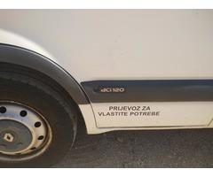 Prodajem Kombi Renault master dCi 120