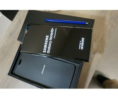 Novo Samsung galaxy Note 10/ S10 plus 256GB 512GB