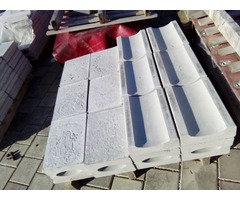 Proizvodnja putarskih ivicnjaka, bastenskih  ivicnjaka , kanalica
