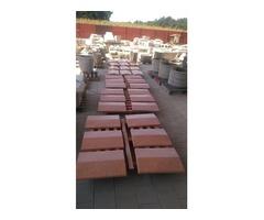 Proizvodnja betonskih okapnica i kapa za stubove
