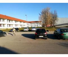 Gradilište u centru Donje Stubice 551 m2, 300 m do Termi Jezerčica