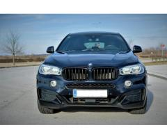 Prodajem BMV X6 M, 30 D automatik