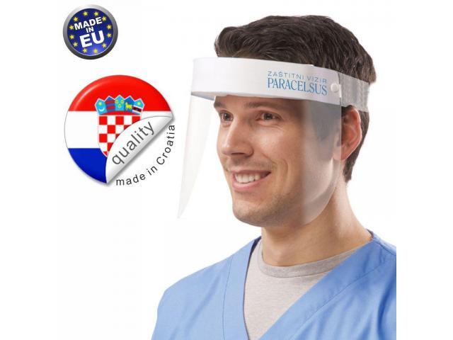 Zaštitni vizir za lice Paracelsus